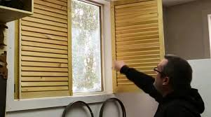 building diy wooden window blinds home projects do it yourself
