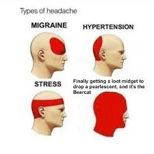 Jaw Drop Meme - types of headaches borderlands2