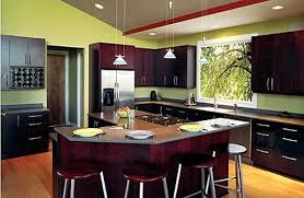 colors for a kitchen with dark cabinets amusing kitchen colors with dark cabinets ideas best inspiration