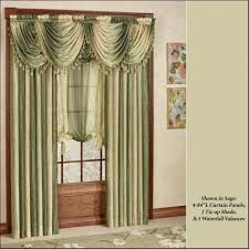 interiors curtains ideas diy curtain rods patterned curtains