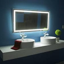 Illuminated Led Bathroom Mirrors by Harmony Illuminated Led Bathroom Mirror By Paris Mirror Its Thyme