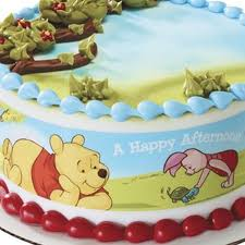 baby pooh and friends baby shower decorations