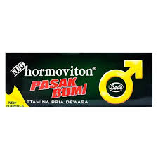 jual neo hormoviton pasak bumi sleeve 50 kapsul obat kuat harga