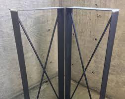 Modern Metal Furniture Legs by Modern Steel Table Legsmid Century Modernsteel Legsmetal