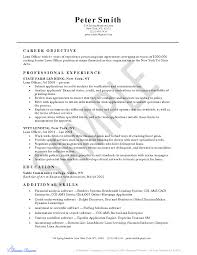 Financial Analysis Report Sles by Mortgage Loan Officer Resume Sle Free Resume Exle And