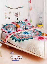 super bold mandala bedding set for eastern culture fans world of