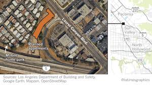 Superior Home Design Inc Los Angeles by California Officials Say Housing Next To Freeways Is A Health Risk