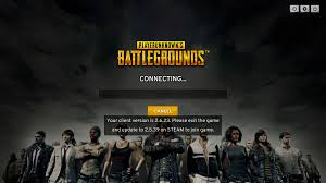pubg your client version is how can i downdate pubg rebrn com