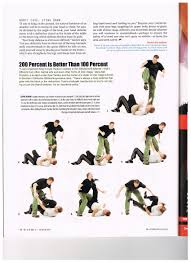 eyal yanilov u0027s interview for black belt magazine krav maga