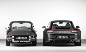 ferdinand alexander porsche 50 years of the porsche 911 extra