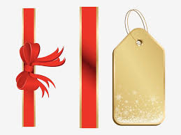 present decorations vector graphics freevector