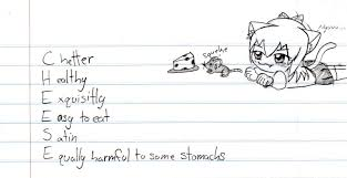 Halloween Acrostic Poems Bulldog Blog May 2010