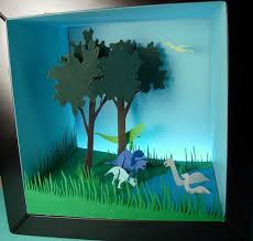 78 best diorama images on dioramas kid crafts and boxes