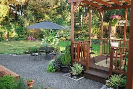 inexpensive small backyard ideas for simple landscaping design