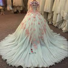 lace wedding gowns luxury vestidos de noiva gown wedding dresses sleeve