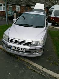 mitsubishi wagon mitsubishi space wagon 7seater in crewe cheshire gumtree