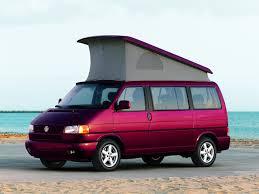 volkswagen eurovan camper westfalia volkswagen t4 eurovan camper 1997 2003 westfalia