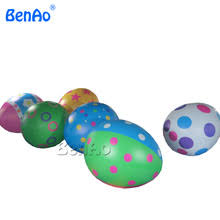 Decorated Easter Eggs For Sale by Popular Inflatable Easter Eggs Buy Cheap Inflatable Easter Eggs