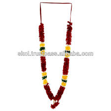 indian wedding flower garlands decorative artificial flower garlands indian wedding garland