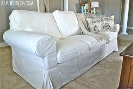 Sofa Sleeper Slipcover by Sofas Center White Slipcover Sofa Sensational Picture