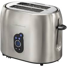 Images Of Bread Toaster Hamilton Beach 2 Slice Extra Wide Slot Toaster Silver 22702 Best Buy