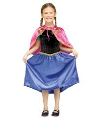 frozen anna coronation gown toddler girls costume disney costumes