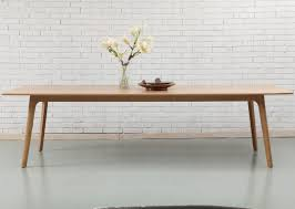 12 Seater Oak Dining Table Magnus 280cm Dining Table Solid American Oak Wood 12 Seater