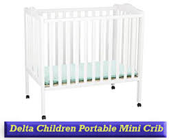 Delta Portable Mini Crib Best Cribs Top Baby Crib And Baby Zone