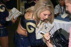 Tim Barnes St Louis Rams Taste Of The Nfl