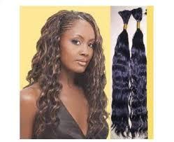 box braids with human hair braid hair extensions ebay