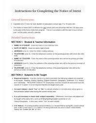notice of intent teach ct u2022 the education association of