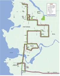 Bus Map San Francisco by Mendocino Transit Authority Mta Public Transportation For