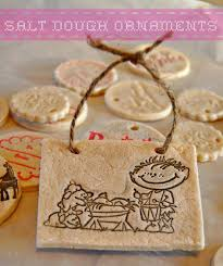 kate u0027s kitchen salt dough ornaments