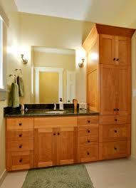 craftsman bathroom vanity bathroom small bathroom cabinet ideas with sink vanity and