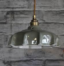 Ceramic Pendant Lights by Campbell Slate Ceramic Pendant Light By Lyngard Ceramics