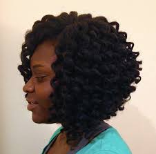 how do you curl cuban twist hair currently unavailable angled bob w pink roller spiral curl