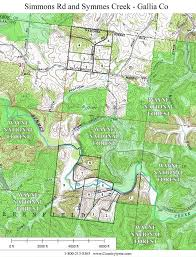 Wasatch County Parcel Map Patriot U0027s Lodge On Wayne Land For Sale Patriot Gallia County
