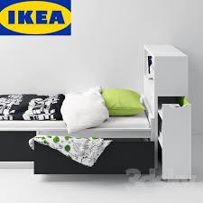 Childrens Bed Headboards 19 Best Ikea Flaxa Images On Pinterest 3 4 Beds Kids Bed Design