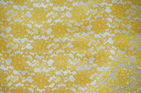 yellow rachelle lace tablecloths