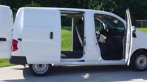 mini camper van nissan nv 200 cargo van mini camper youtube