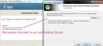 setup android studio on windows codebabes
