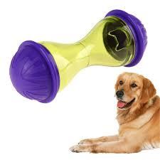 pet chew toys leak ball cats dog safety training transparent dog