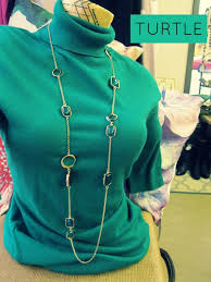 wear long necklace images What to wear wednesday pairing necklaces and necklines jpg