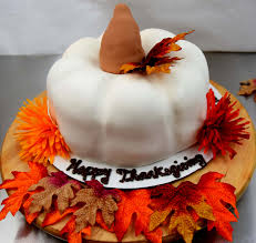 how to carve a 3d fondant pumpkin cake thanksgiving