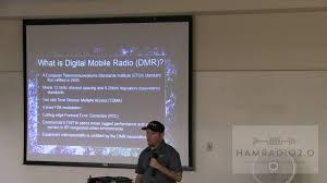 Rugged Ham Radio Ham Radio 2 0 Episode 54 Dmr Presentation At The M A R S Club