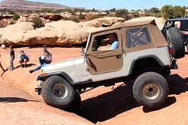 moab jeep trails happy trails 4wd the sevenmile rim trail
