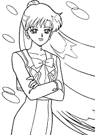 sailor pluto so pretty coloring pages for kids he8 printable