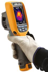 fluke ti110 thermal imaging camera for industrial applications at