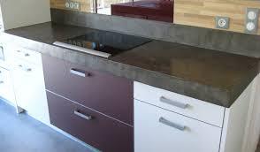 béton ciré plan de travail cuisine castorama peinture beton cire castorama maison design bahbe com