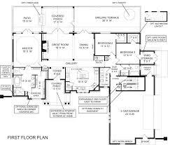 floor plans daylight basement house plans craftsman walk out walk